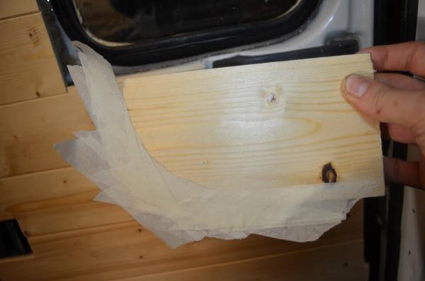 Fitting Wooden Cladding To The Van Interior Vandog Traveller
