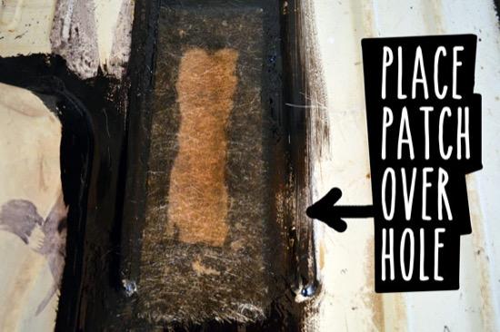 repair-rust-holes-with-fibreglass