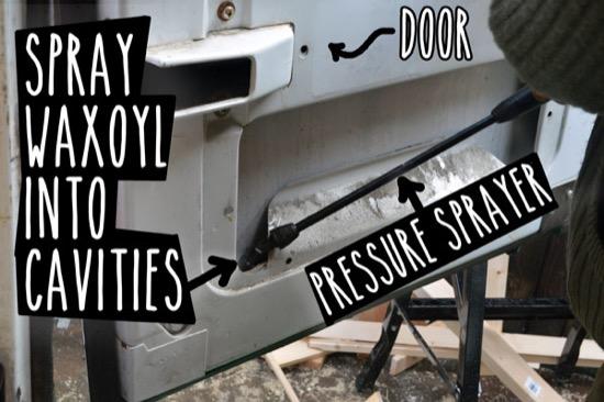 waxoyl-pressure-sprayer-in-door