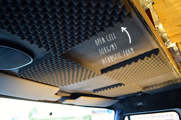 acoustic-foam-van-cab