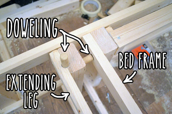 campervan-extending-bed-doweling