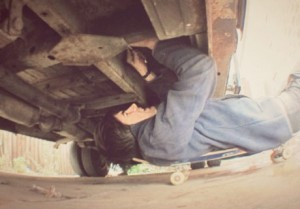 Broken again – A list of work done on the van