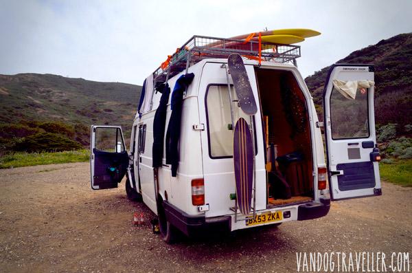 now-its-a-van