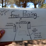 Parking Hack – How to get free parking