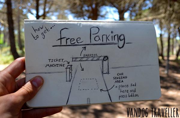 free-parking-hack