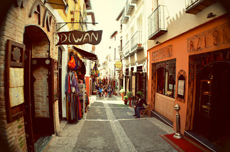 My favourite Spanish city