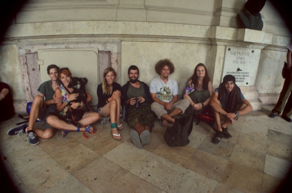6/8/14 We had a few days in Budapest. Was real nice hanging out with you lot.