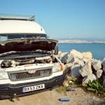 Seaside mechanics – a day of fixing stuff