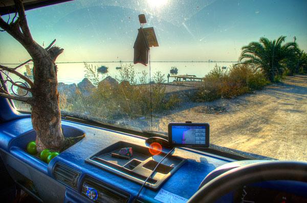 wild-camping paradise in 12 photos - Greece - Vandog Traveller