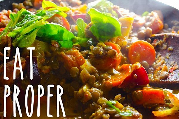 lentil-curry