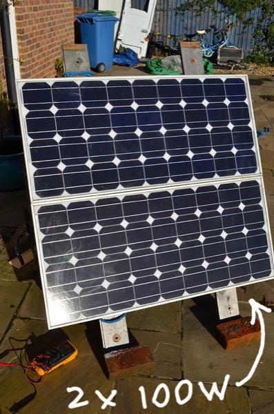 van solar panel installation and wiring vandog traveller 100w solar panel