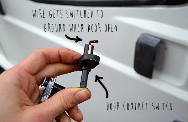 door-contact-switch
