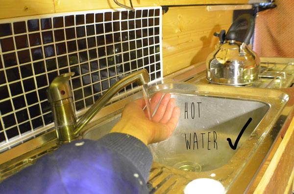 hot-water-sink