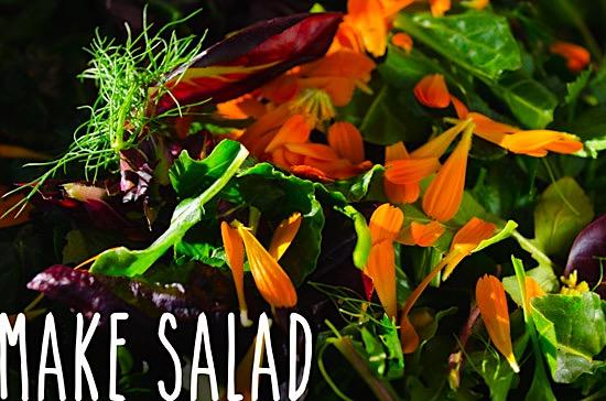 make-salad