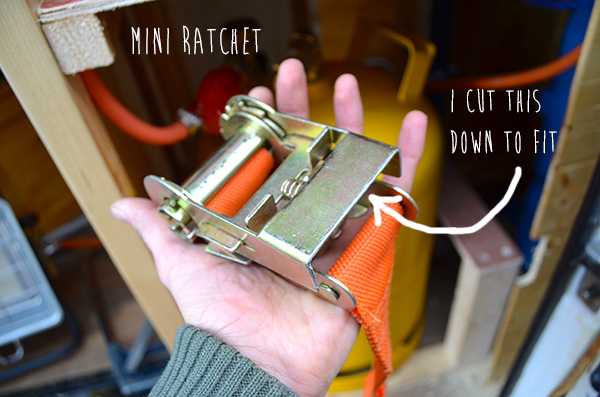mini-ratchet