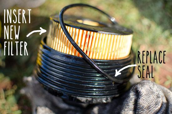 new-oil-filter