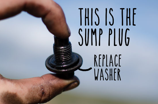 replace-sump-plug-washer