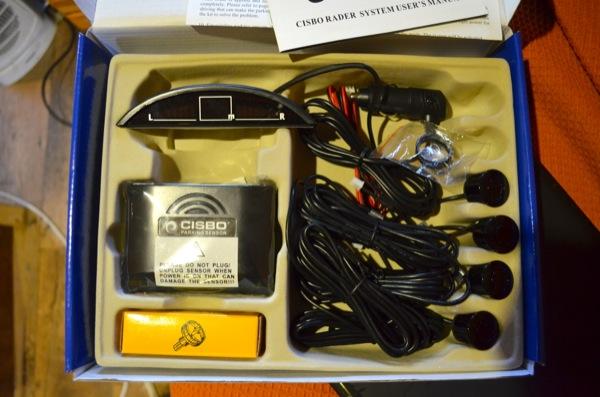 Installing parking sensors aftermarket headlights for Mercedes benz installing parking sensors aftermarket