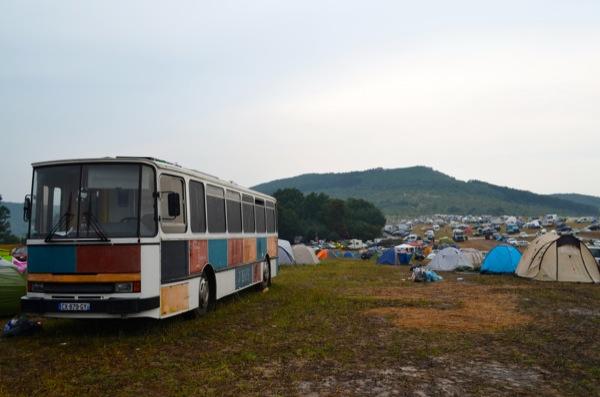 Fest bus
