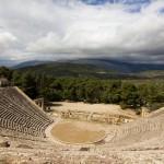 The theatre of Epidaurus and its extraordinary acoustics