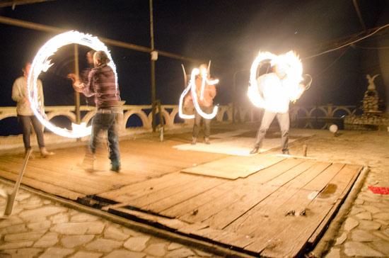 greece-in-a-campervan-fire-juggling