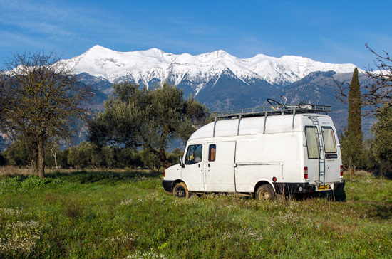 greece-in-a-campervan-peloponnese-mountain