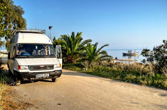 greece-in-a-campervan-wildcamping