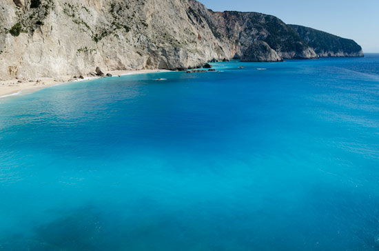 porto-katsiki-water-colour