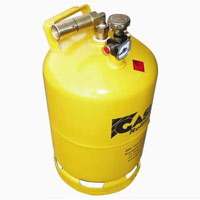 11kg Direct Fill Refillable Gas Cylinder