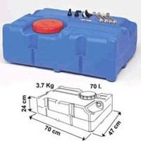 Fiamma 70L Fresh Water Tank