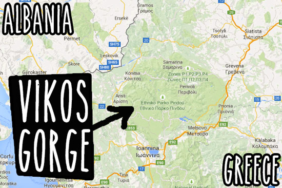 vikos-map