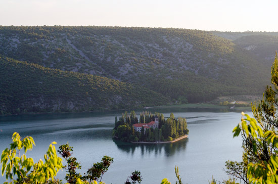 krka-national-park-croatia-tour-visovac