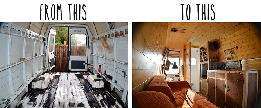 Van conversion book – From Van to Home – Vandogtraveller