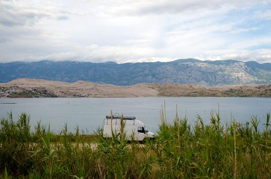 croatia-by-campervan-pag-island