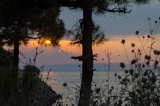croatia-by-campervan-sunset