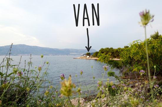 croatia-by-campervan-wildcamping