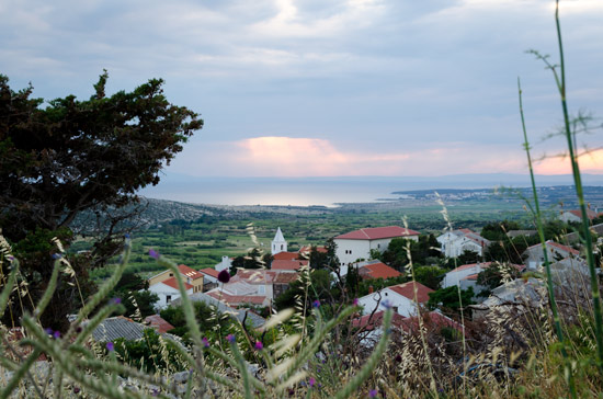 pag-island-croatia-village