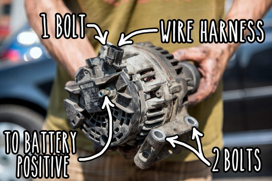 replacing-alternator-connections