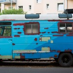 Vans of Berlin – 47 photos of nice camper vans around Berlin