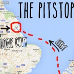 Pitstop – I'm back in the UK – here's my plan