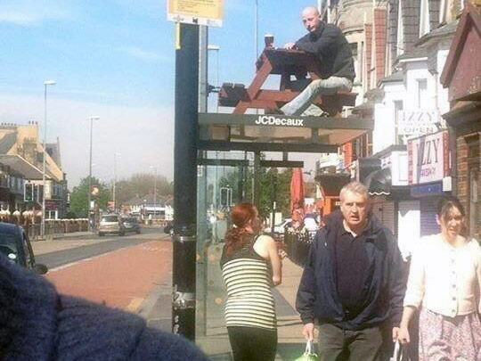 hull-city-of-culture-2017-man-drinking-bus-stop