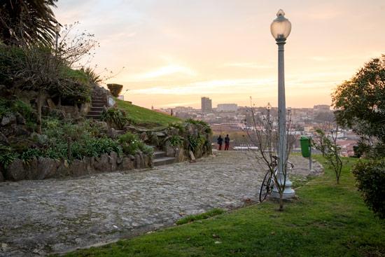 Porto-portugal-by-van-bike
