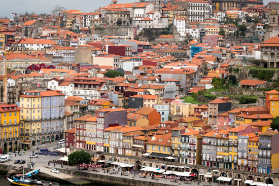 Porto-portugal-by-van-colours-buildings