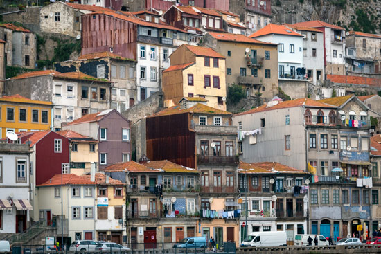 Porto-portugal-by-van-decay-buildings