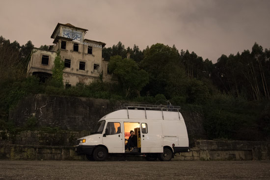 Porto-portugal-by-van-wild-camping-spot