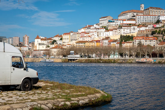 travelling-portugal-by-campervan-coimbra