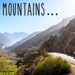Exploring The High Atlas Mountains of Morocco – and access by van