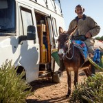 Sidi Kaouki beach on the west coast of Morocco – where I've been for 3 weeks