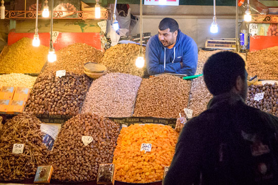 morocco-campervan-marrakech-food-stall