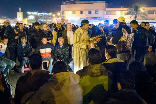 morocco-campervan-marrakech-live-music